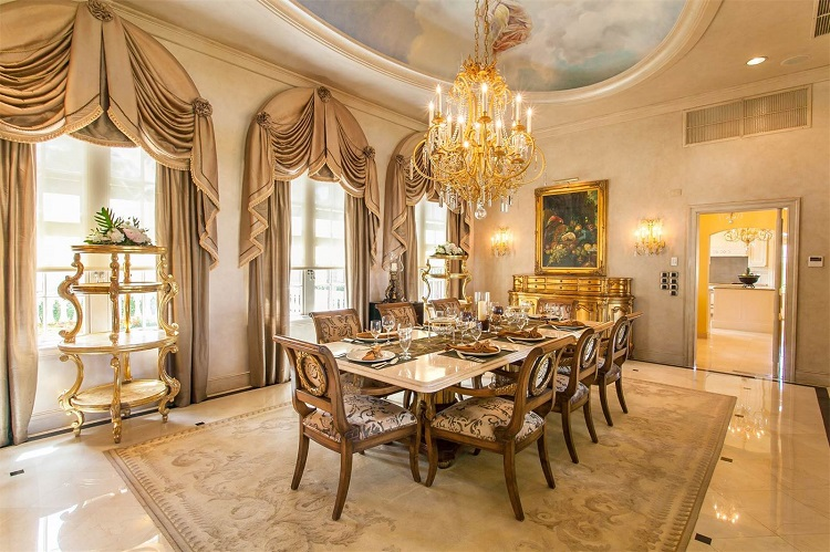 trump-mansion-dining-room